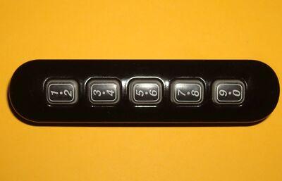 OEM Genuine Ford Door Handle Driver/'s LH 2004-2008 F150 Keyless Entry 8L3Z152...