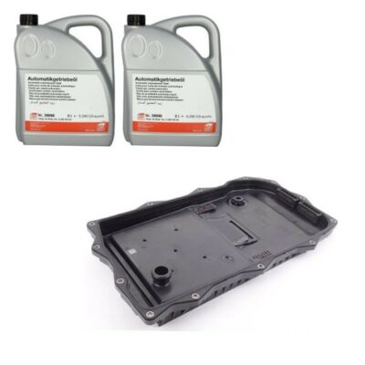 For Bmw 8hp Auto Trans Service Kit Oil Pan Filter Kit Gasket Plugs