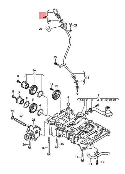 Audi Transmission 2007 Diagram