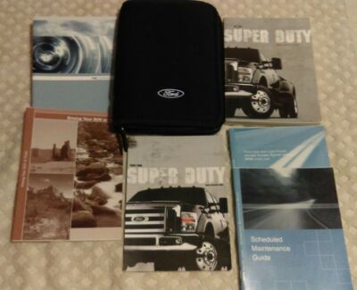 2008 ford expedition owner manual
