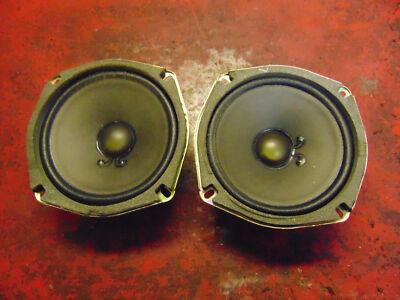 MERCEDES SLK230 BOSE REAR SPEAKER COVER grill 98 99 00 01 02 03 04 slk320 woofer